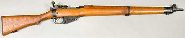 ANGLIE Lee Enfield No.4 MkI .303 Brit.