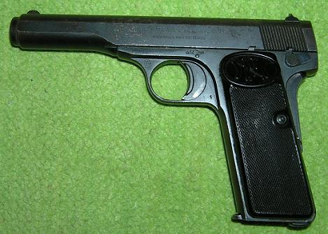 BROWNING 1910/22 9 mm Br.