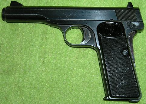 BROWNING 1922/30 9 mm Br.