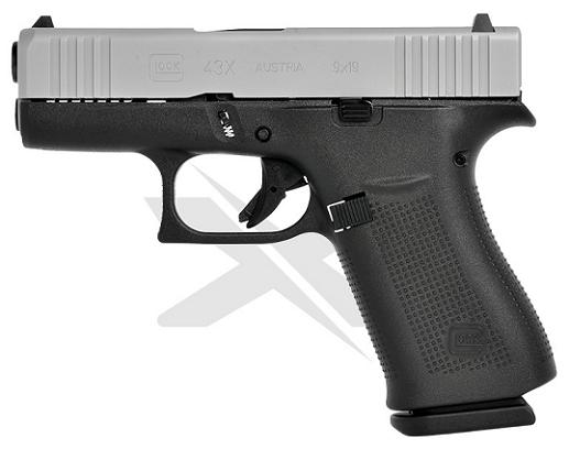 GLOCK 43 X 9 mm Luger