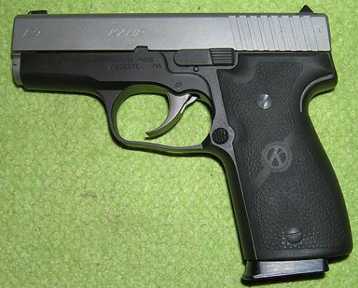 KAHR ARMS E9 9 mm Luger
