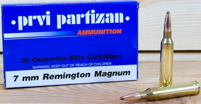 Prvi Partizan 7 mm Remington Magnum
