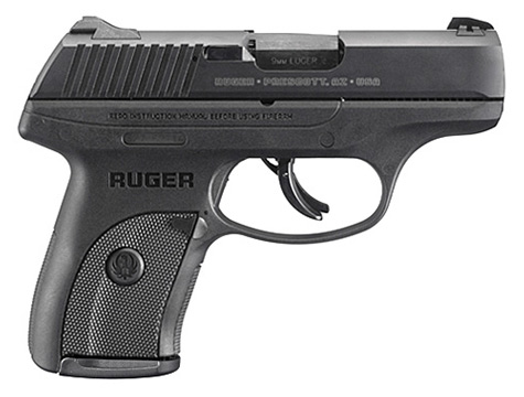 RUGER LC 9 s Pro 9 mm Luger