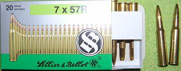 SELLIER BELLOT 7 x 57 R