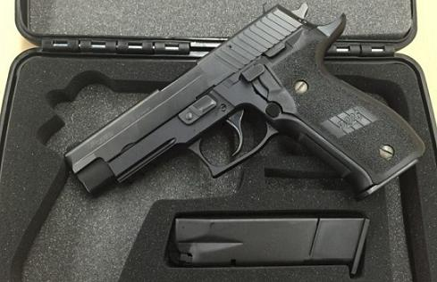 SIG SAUER P 226 ALSO BT 9 mm Luger