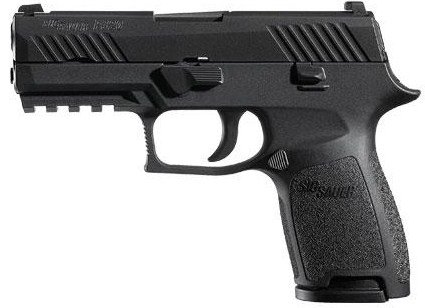 SIG SAUER P 320 Nitron Compact 9 mm Luger