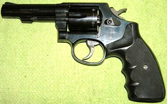 SMITH WESSON 10-11 .38 Special