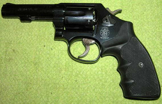 SMITH WESSON 10-14 .38 Spec.