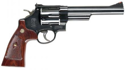 SMITH WESSON 29 Classic .44 Magnum