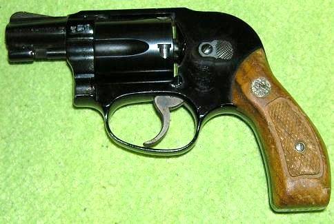 SMITH WESSON 38 Airweight .38 Spec.
