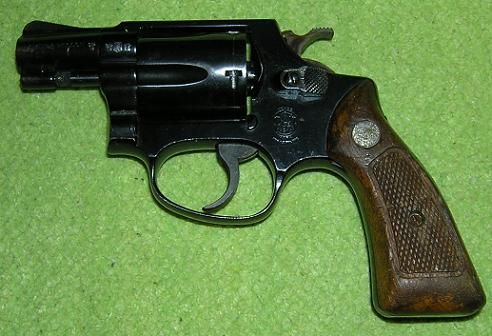 SMITH WESSON 38 .38 Spec.