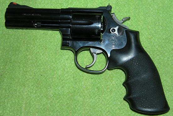 SMITH WESSON 586 .357 Mag.