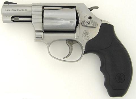 SMITH WESSON 60-14 .357 Magnum