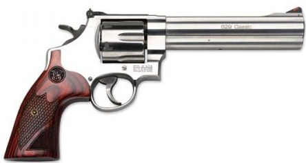 SMITH WESSON 629 DE Luxe .44 Magnum