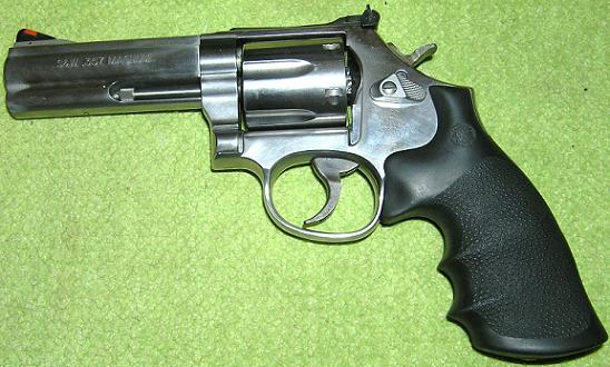 SMITH WESSON 686-6 .357 Mag.