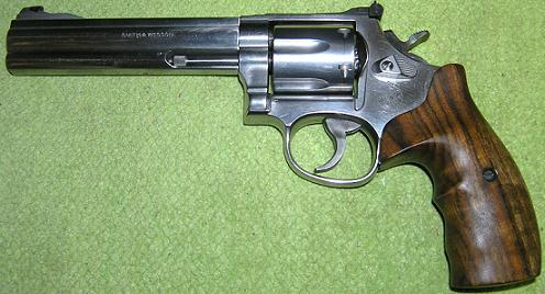 SMITH WESSON 686-5 .357 Mag.