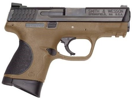 Smith Wesson MP 9 Compact 9 mm Luger