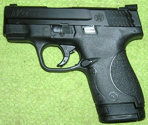 Smith Wesson M+P 9 Shield 9 mm Luger