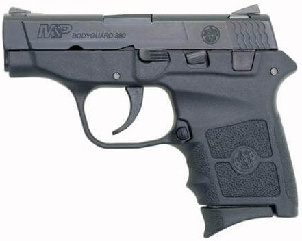 Smith Wesson M+P Bodyquard 380 9 mm Br.