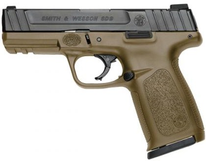 Smith Wesson SD 9 FDE 9 mm Luger
