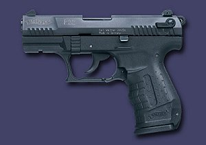 WALTHER P 22 9 mm P.A.