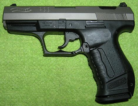 Walther P40