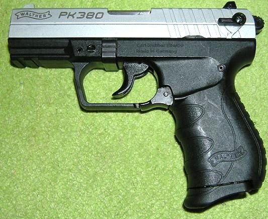 WALTHER PK 380 9 mm Br.
