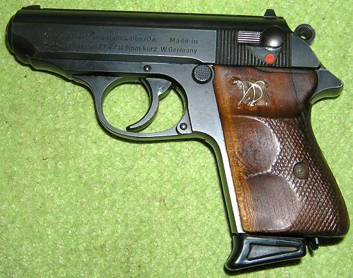 WALTHER PPK 9 mm Br.