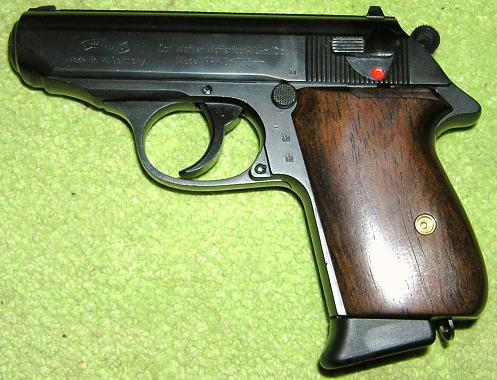 WALTHER PPK 7,65 mm Br.